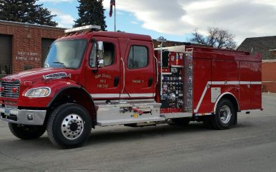 Park County Fire Protection District #2